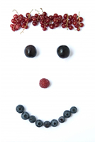 Berries smile