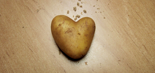 Potato for acne removal