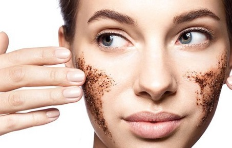 Natural Ingredients Face Scrub